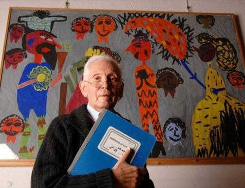 Mario Lodi, maestro di cultura dell'umano